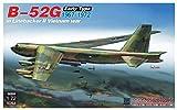 モデルコレクト 1/72 アメリカ空軍 B-52G ストラトフォートレス 前期型 1967~1972年 ベトナム戦争 ラインバッカー2作戦 プラモデル MODUA72210