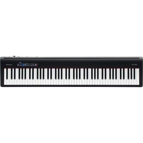 ローランド 電子ピアノ (ブラック)Roland Piano Digital FPシリーズ FP-30-BK