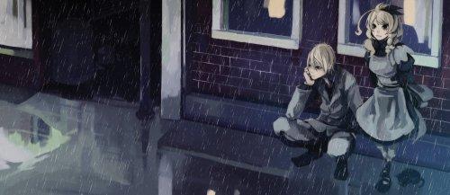Are you Alice? Unbirthday scrap #002 ××× ⇔ Alice?の詳細を見る
