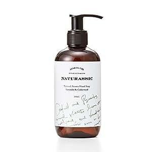 ナチュラシック ナチュラルアロマハンドソープLC ラベンダー&シダーウッドの香り 250mL [天然由来成分100%]