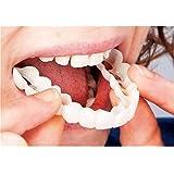 シリコンシミュレーション歯ホワイトニングブレース(20個),Lower