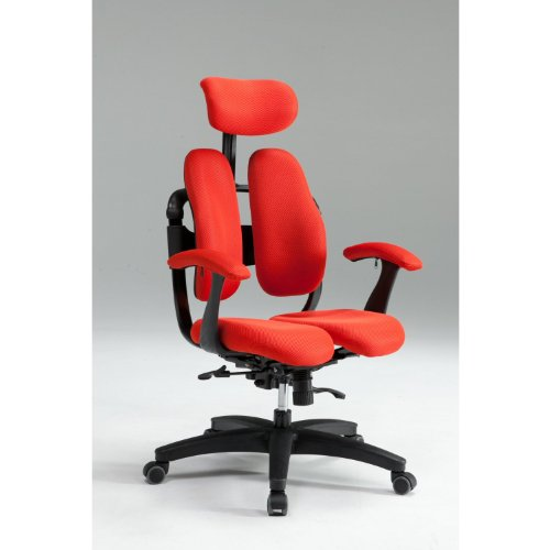 Hara Chair ハラチェア ニーチェ スマート(レッド&レッド)