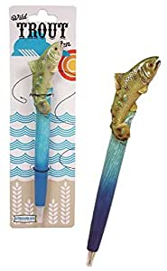 トラウトボールペン マス ニジマス イワナ 川魚 魚 フィッシュ