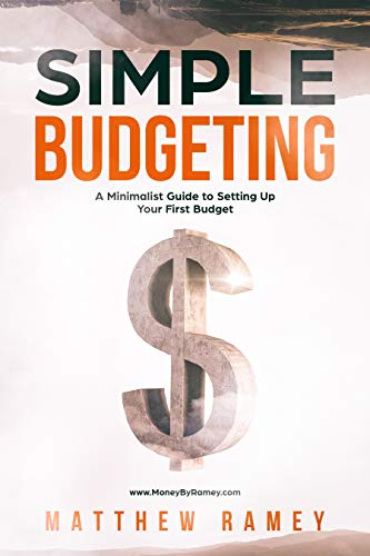 amazon simple budgeting a minimalist guide to setting up your