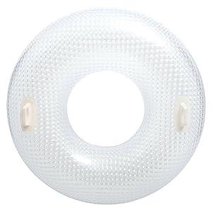 INTEX(インテックス) 浮き輪 グロッシークリスタルチューブ 114cm 56264 [日本正規品]