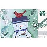 スターバックス カード スノーマン Starbucks 2017 Snowman
