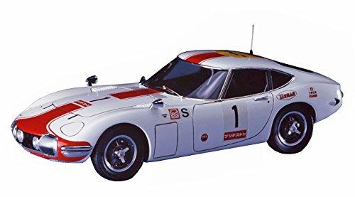 1/24 トヨタ2000GT 1967冨士24時間レース (HR1 )