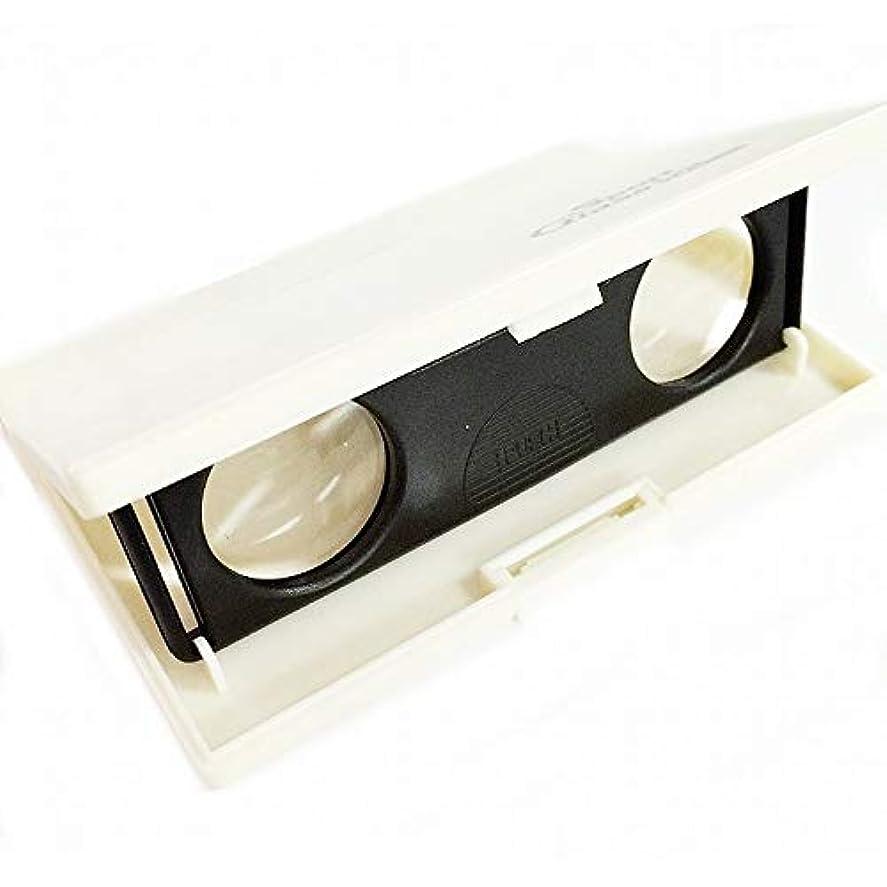 擁する低いポータルリタプロショップ? 折りたたみ スポーツグラス 薄型 双眼鏡 拡大率3倍