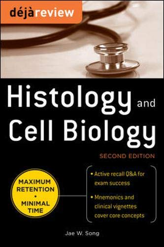 Download Deja Review Histology & Cell Biology, Second Edition 007162726X