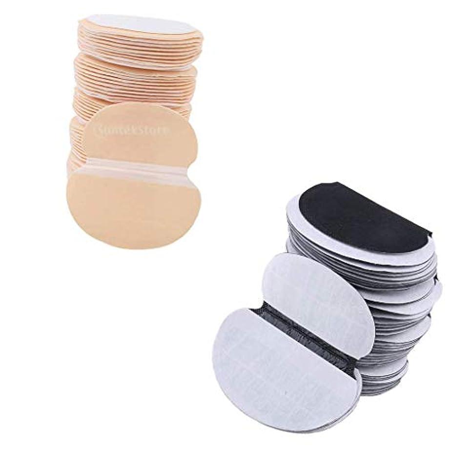 競う精緻化反発するFLAMEER 約100枚 わき汗パッド 脇汗 汗取りパッド 不織布 使い捨て あせジミ予防