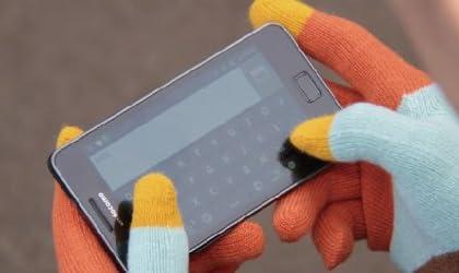 (エヴォログ)Evolg YOUNG GUNS iphone スマートフォン対応手袋 LET 2207 LET 2207