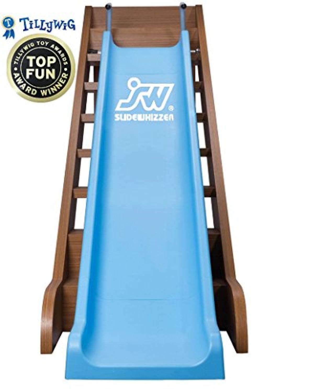 スライドWhizzer階段スライドfor Kids – インドア、アウトドアFun Playground Equipment – 幼児用スライド – Playおもちゃfor Toddlers