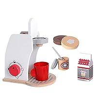 子供の遊び場キッチン玩具セット木製の女の子シミュレーション食器調理ライスボーイベビー誕生日プレゼント