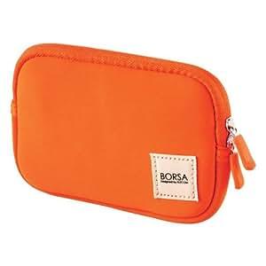 エレコム アクセサリ収納 ソフトタイプ Sサイズ オレンジ BMA-GP04DR