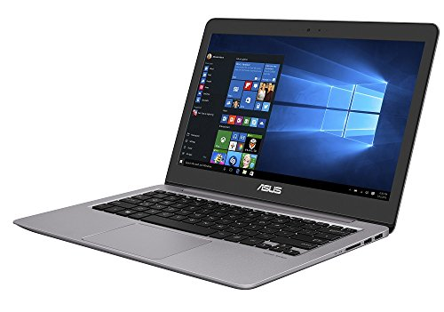 ASUS Zenbook 13.3 グレー BX310UA (Core i5/8G/SSD 256GB/FHD/English Keyboard)【日本正規代理店品】BX310UA-FC833T