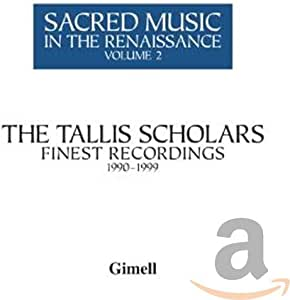 Sacred Music in the Renaissance Vol. 2