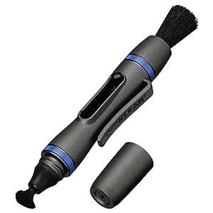 HAKUBA メンテナンス用品 レンズペン3 【液晶画面用】 ガンメタリック KMC-LP13G