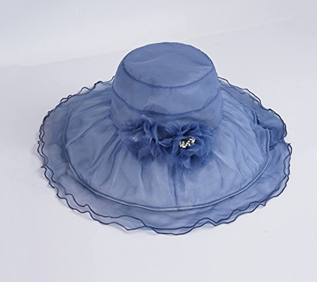 sunhat outdoor旅行の海辺のビーチ帽子休暇Collapsible Sun hat ( 色 : #3 )