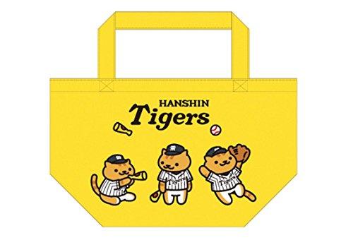 ねこあつめ「たてじまさん」×「阪神タイガース」限定コラボグッズ ランチトート