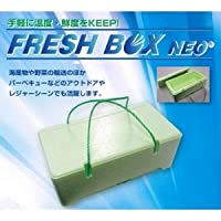 発泡クーラー フレッシュボックスネオ FB-6 クーラーBOX