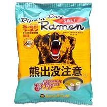 熊出没注意 ラーメン 塩味 1食