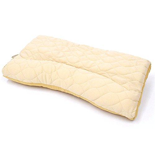 東京西川 寝返り上手枕 低め 高さ調節OK 洗える 人間科学から生まれた枕