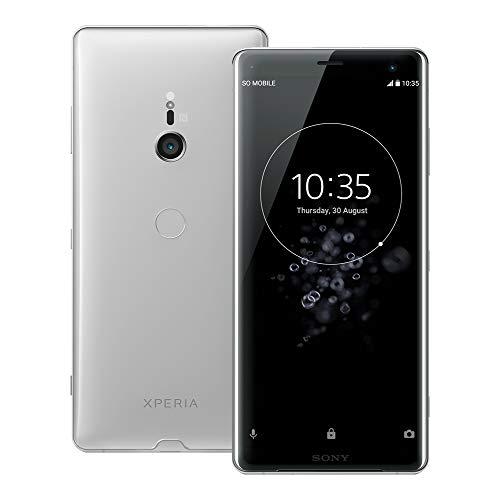 Sony Xperia XZ3 (H9493) 4GB / 64GB 6.0インチLTEデュアルSIM SIMフリー (ホワイトシルバー) [並行輸入品]