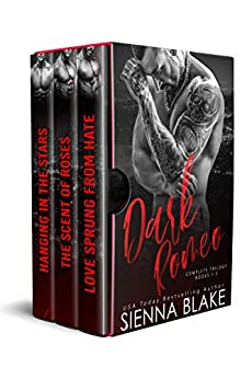 Dark Romeo Complete Trilogy Box Set: A Mafia Romance by [Blake, Sienna]