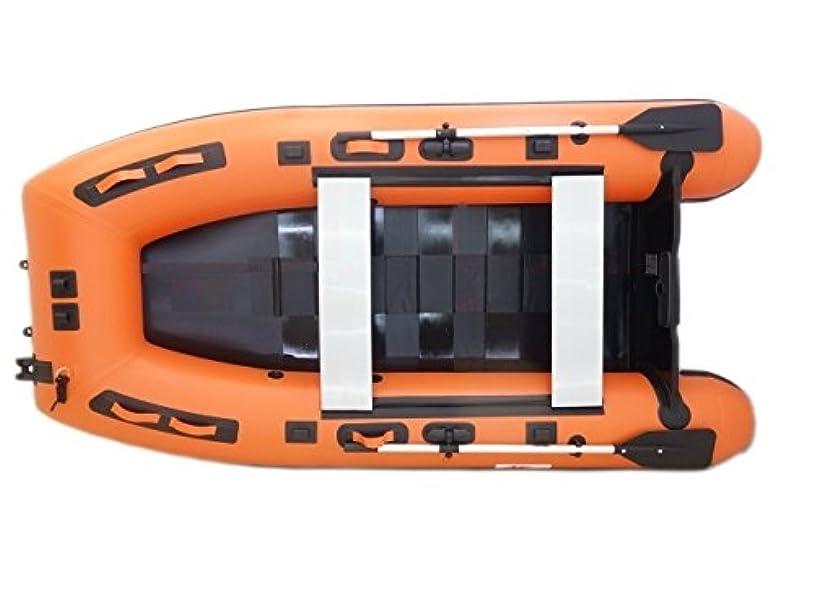 脚懸念剃るインフレータブル ボート 1人、2人、3人、4人用 AFボート(AFBOAT) AF280F