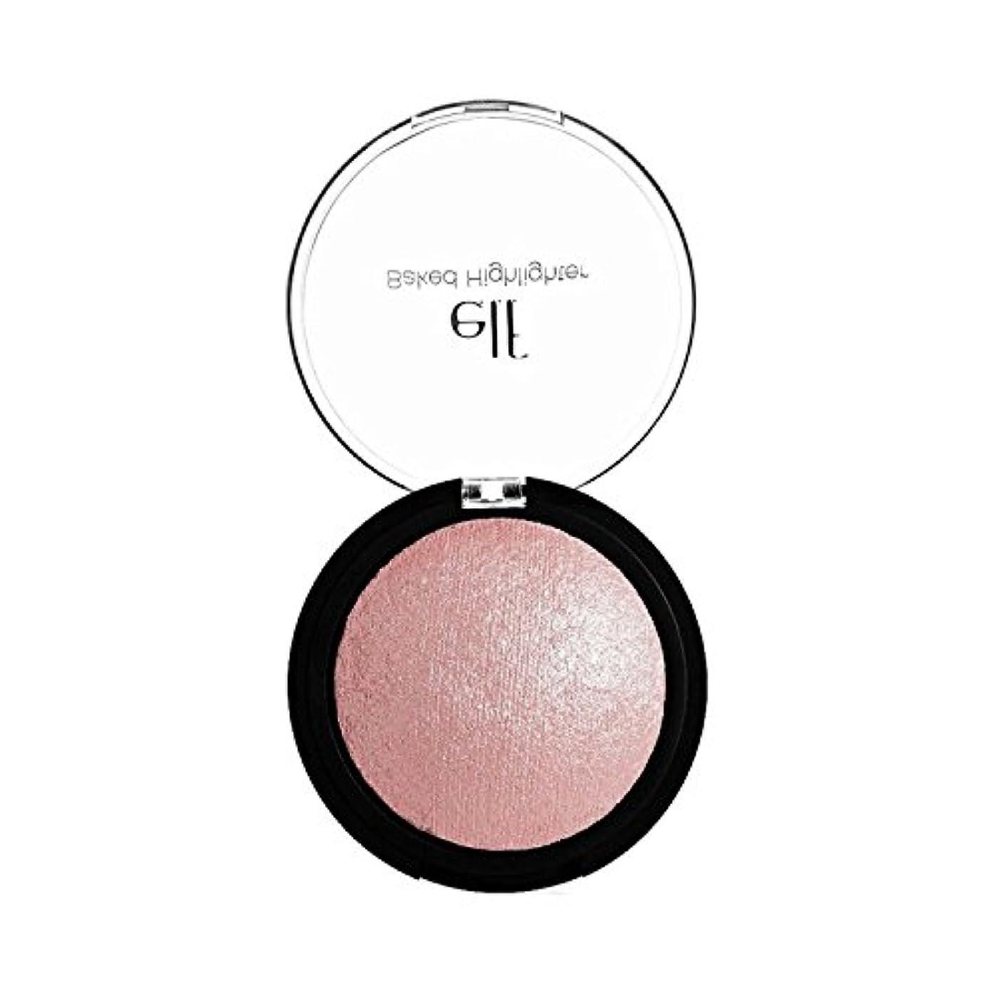 ツーリスト小さい乳剤e.l.f. Studio Baked Highlighter - Pink Diamonds(ベイクドハイライター, ピンクダイヤモンド, 0.17 oz 5 g)