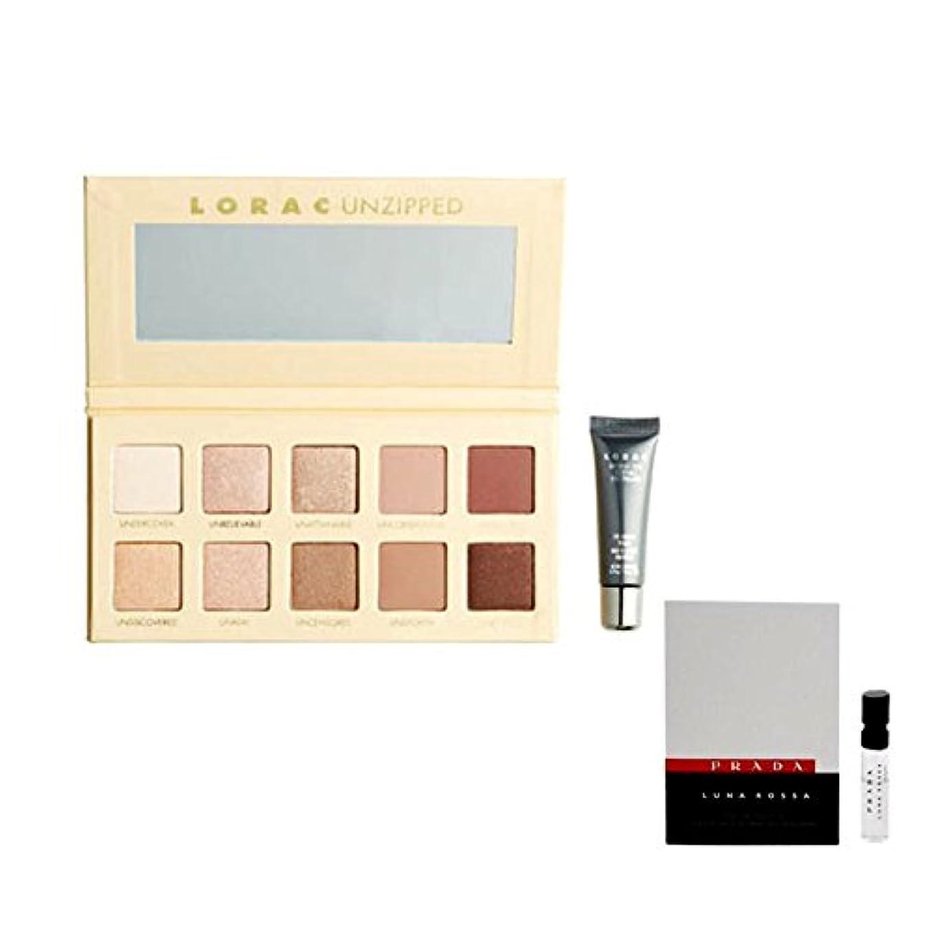 Lorac  'Unzipped' Shimmer & Matte Eyeshadow Palette [海外直送品] [並行輸入品]