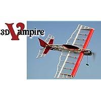 Powers PJ-A002 3Dヴァンパイア (プロフィール?ファンフライRC飛行機)