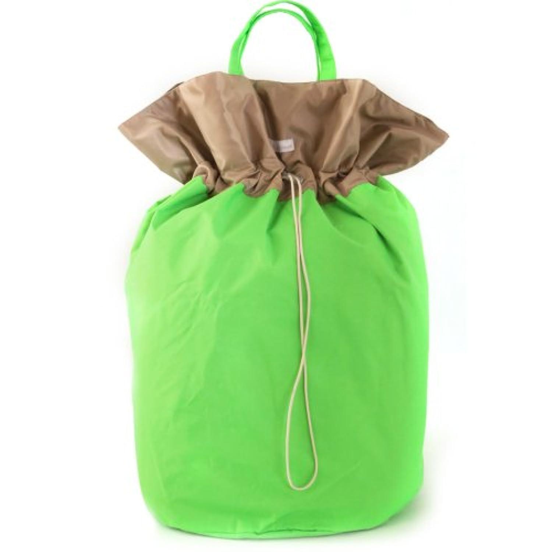 7A.M. ENFANT HAMPER BAG Neon Green