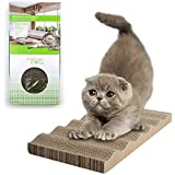 ALL FOR PAWS Modern Cat - Double - Cat Scratcher