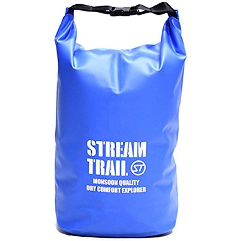 理想的には動揺させるレーザStream Trail(ストリームトレイル) DRY PACK/ドライパック BLUE