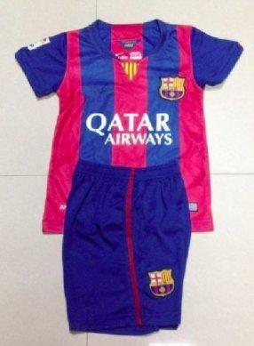 メッシ サッカーユニフォーム 【2015モデル】 FCバルセロナ ・・・