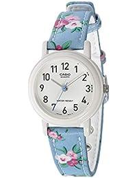カシオ CASIO ベーシック クオーツ レディース 腕時計 LQ-139LB-2B2 ホワイト/ブルー[逆輸入品][wimp]