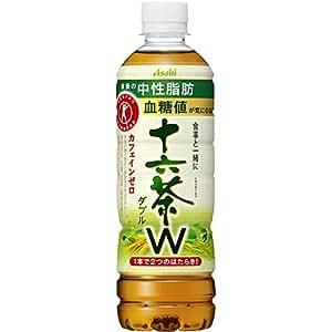[トクホ] アサヒ飲料 食事と一緒に十六茶W(ダブル)500ml×24本