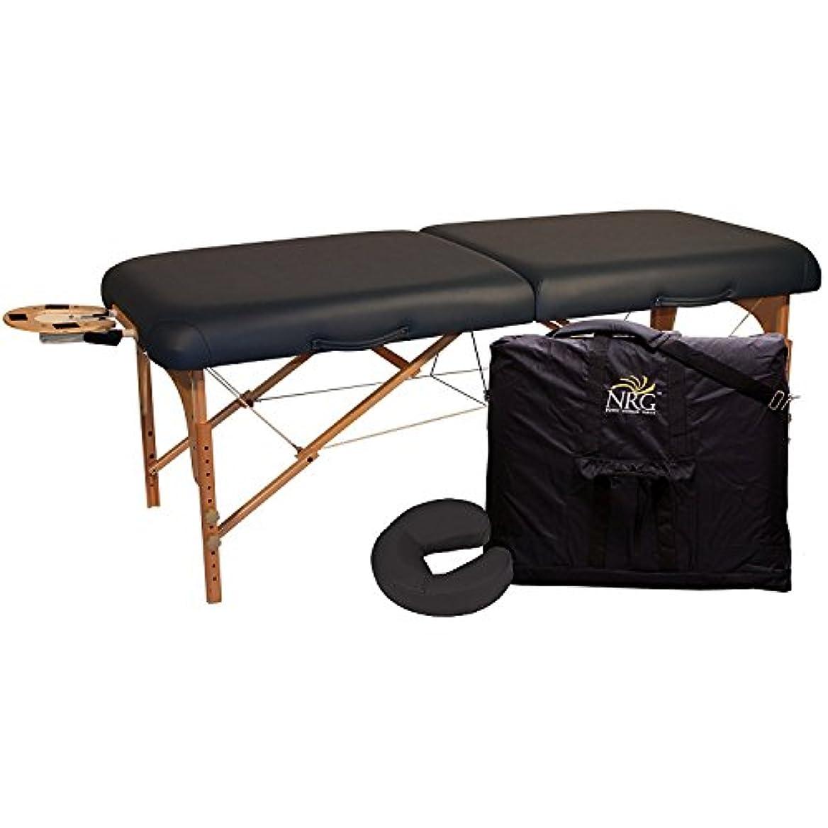 スポーツ時間ラリーNRGカルママッサージテーブルパッケージ。