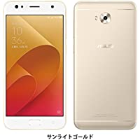 ZenFone 4 Selfie (ZD553KL) サンライトゴールド