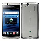 Sony Ericsson FOMA SO-01C XPERIA arc Misty Silver