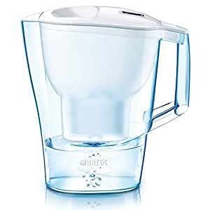 BRITA ブリタ 浄水 ポット 2.0L アルーナ XL ポット型 浄水器 カートリッジ 1個付き 大容量 エントリーモデル 【日本仕様・日本正規品】
