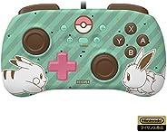 【任天堂ライセンス商品】ホリパッドミニ for Nintendo Switch ピカチュウ&イーブイ【Nintendo Switc