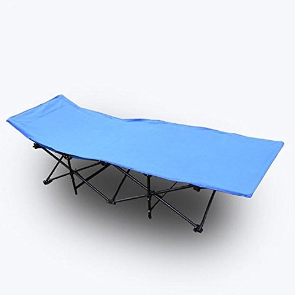 ブラスト国勢調査送料SAKEY 折りたたみベッド 組立不要 持ち運び便利 収納袋付き 室内 仮眠 昼休み 簡易ベッド アウトドア キャンプ ビーチ レジャーベッド