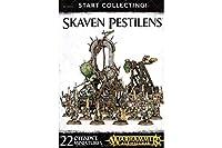 [ウォー ハンマー]Warhammer: Age of Sigmar Warhammer Age of Sigmar Start Collecting Skaven Pestilens 70-90 [並行輸入品]