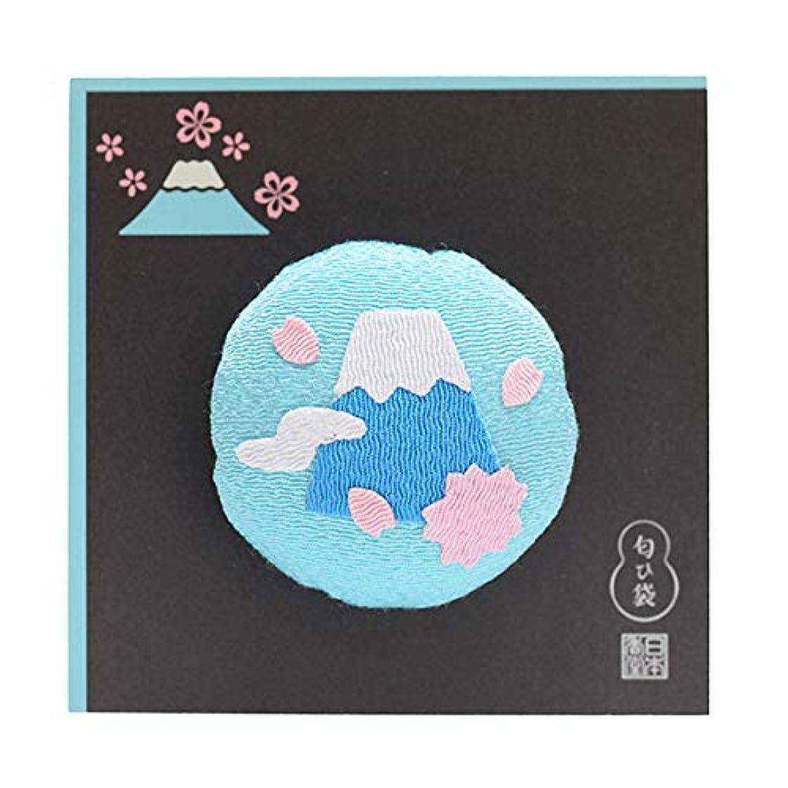 ミッション作曲する王族日本香堂 香風景 匂ひ袋 富士さくら