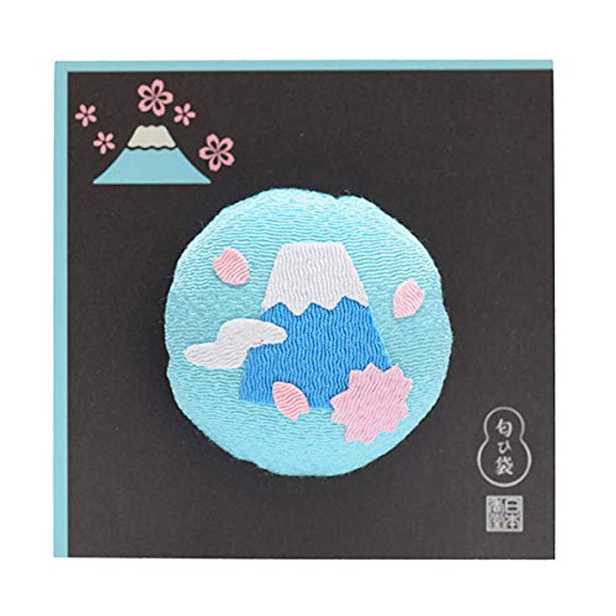 かろうじて過剰異なる日本香堂 香風景 匂ひ袋 富士さくら