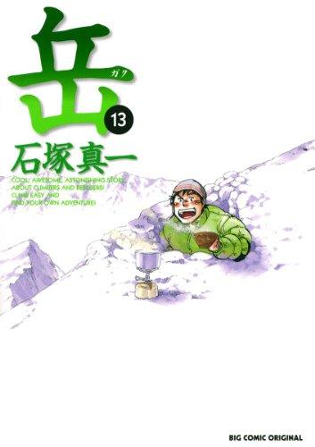 岳(13) (ビッグコミックス)