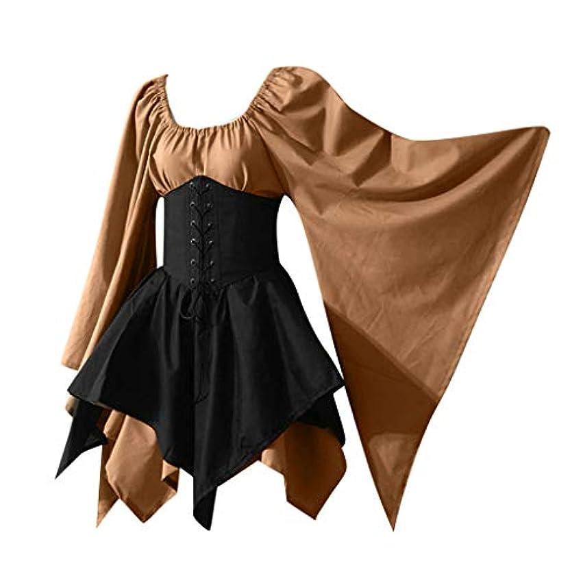 特異な苦味砦ワンピース レディース ステージ衣装 Huliyun 舞台 ドレス コートスタイル制服 コスプレ衣装 レース ヴィンテージ 洋服 コスチューム ドレス ステージ衣装 レディース 洋服