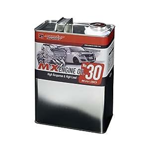 MONSTER SPORT MXエンジンオイル 5w-30/4L入 各車適合 MXE0530-4